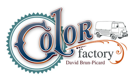 COLOR FACTORY – David BRUN-PICARD