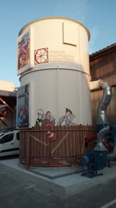 silo-fresque