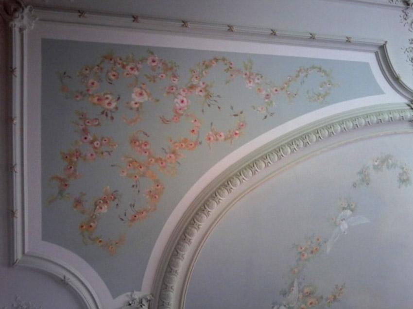 plafond-peint-angle-rénové